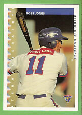1995 AUSTRALIAN BASEBALL CARD #67  ROSS  JONES, MELBOURNE  MONARCHS