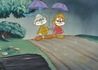 Warner Brothers--Tiny Toons Adventures-Original Production Cel-Babs/Buster Bunny