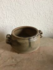 Pottery Bowl Signed Pat Bean 1972