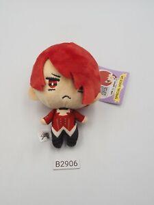 "The King of Fighters KOF 98 B2906 Iori Yagami Furyu Mascot 6"" Plush Toy Doll"