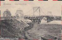 Wilhelmshaven AK 1917 Kaiser-Wilhelm-Brücke WK I Torpedo Niedersachsen 1605063