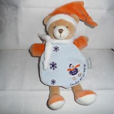 Doudou Ours Doudou et Compagnie -  Collection Firmin