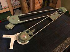 Vintage Keuffel & Esser K&E Paragon Mechanical Drafting Machine Tool Arm