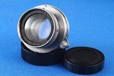 Leica Leitz Summar 5cm 50mm f/2 Lens LTM39 From Japan#3115