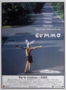 GUMMO - HARMONY KORINE - ORIGINAL SMALL FRENCH MOVIE POSTER