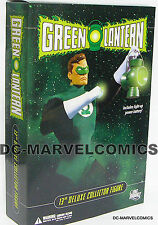 "DC DIRECT GREEN LANTERN 13"" DELUXE COLLECTOR FIGURE 1/6 SCALE MIB!! HAL JORDAN"