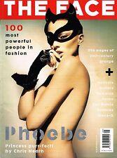 THE FACE 09/2002 PHOEBE PHILO Alexander McQueen MARIANNE SCHROEDER Amanda Moore