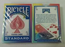 1 deck Bicycle Rainbow Deck - Magic Tricks - Playing Cards ~ S10322714(A)