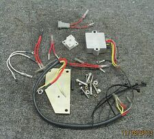815279A4 Mercury QuickSilver 16 Amp Voltage Regulator Kit USED