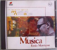 Ennio Morricone- Musica- RCA-CD- OVP