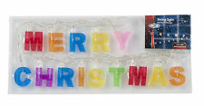 Christmas Lights Merry Christmas String Lights Christmas Decoration LED Lights