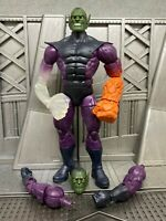 "Marvel Legends Hasbro Super Skrull BAF Complete 6"" Inch Action Figure"