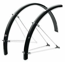 SKS 10108 700c Full Length Mudguard Set - 45 Mm Black