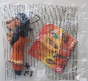 McDONALDS HAPPY MEAL TOY LION KING FINGER PUPPET