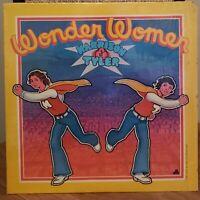 Harrison & Tyler Wonder Woman 1973 Still in Shrink Records Vinyl LP LGBTQ