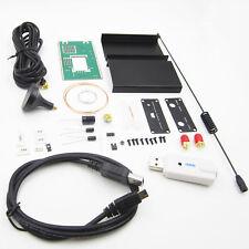 DIY KITs 100KHz-1.7GHz UV HF RTL-SDR USB Tuner Receiver/R820T+8232 CW FM radio