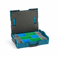L-Boxx 102 Bosch Sortimo limited Edition (makita style) inkl. Insetboxenset CD3
