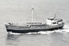 rp15996 - Dutch Coaster - Minerva II , built 1949 - photograph 6x4