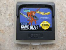 Spider Man Sega Game Gear