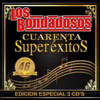 Los Bondadosos / 40 Super Exitos [New CD]
