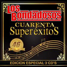 Los Bondadosos / 40 Super Exitos [New CD]