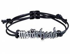 Alchemy England - Motorhead Logo Bracelet, Metal Music, Legendary Rockers, Gift