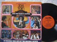 "ADAM VIII ""PRESENTS SOUL TRAIN"" HITS THAT MADE IT HAPPEN LP 1973 SOUL FUNK"