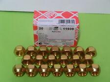 20 Morceaux Écrou De Roue, Ecrou Roue Jantes Visser 17mm M12x1,5mm Toyota, 11939