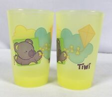 Tupperware Tiwi Toddler Meal 2 Cup Set 3928