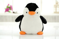 "Cute 8"" Penguin Kids Plush Toy Stuffed Animal Soft Toys Doll Xmas Gift NEW HOT"