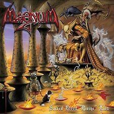 MAGNUM - SACRED BLOOD,DIVINE LIES  CD NEU