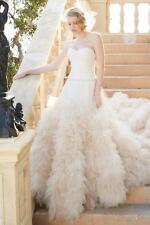 """Wtoo 12603 """"Allegra"""" Size 12 Antique Wedding Dress"""