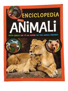Libro Per Bambini Enciclopedia Degli Animali Nuovo