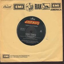 """Van Morrison - Ivory Tower / A New Kind Of Man - 1986 7"""" single 45rpm"""