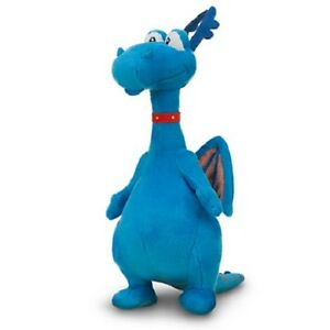 "Ty Doc McStuffins Stuffy Dragon 8.5"" 22 cm Plush Soft Stuffed Doll Toy"