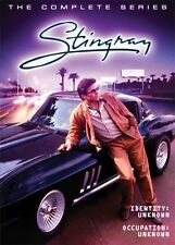 Stingray: Complete Classic 1980s TV Series Nick Mancuso Box / DVD Set NEW!