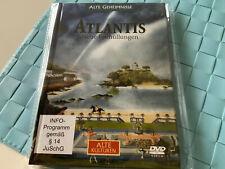 Alte Kulturen DVD Nr 40 Atlantis Neue Enthüllungen Archäologie Dokumentation