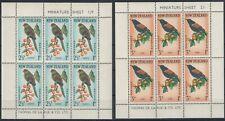 (TV00096) Nuova Zelanda 1962 BF stamps