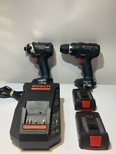 bosch impactor 18v drill and impact set
