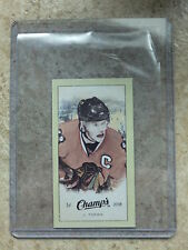 09-10 UD Champs Mini Blue Back JONATHAN TOEWS #217