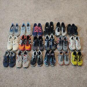 Sport Athletic Running Shoes Lot Wholesale Used Rehab Resale Nike New Balance
