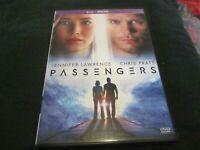"DVD ""PASSENGERS"" Jennifer LAWRENCE, Chris PRATT"