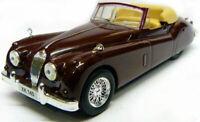 JAGUAR 140 XK 1:43 Car Model Die Cast Cars Diecast Toy Miniature Vintage