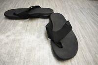 **FitFlop Lido II V59-001 Sandals, Men's Size 12, Black