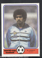 Monty Gum World Cup 1982 Football Card No 55 - Zimako - France