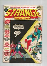 STRANGE ADVENTURES #235 Justice League Adam Strange 7.0 FN/VF, 1972 DC