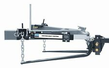 Pro Series 49902 Round Bar Weight Distribution Hitch 750lb w/Sway Control