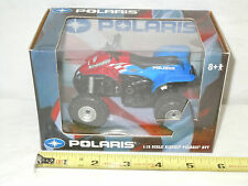 Polaris 500 Scrambler Four Wheeler  Freedom Series Edition  1/18th Scale By Ertl