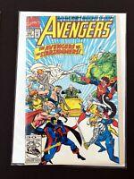 AVENGERS #350 MARVEL COMICS 1992 VF/NM