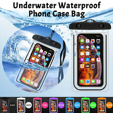 Universal Waterproof Underwater Phone Case Dry Bag Pouch For All Smart Phones